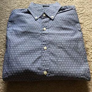 J Crew slim fit chambray shirt (x-small)